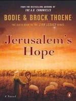 Jerusalem's Hope by Bodie and Brock Thoene