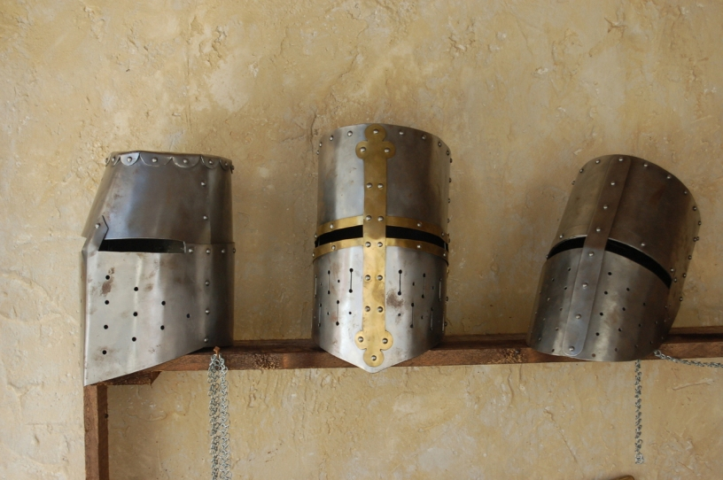http://www.freeimages.com/photo/knight-helmets-1417480